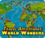 Free Travel Adventures: World Wonders Game