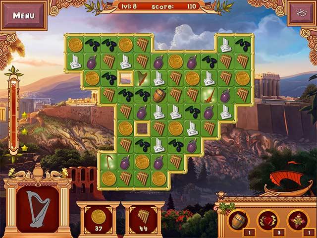 Travel Riddles: Trip to Greece Game screenshot 1