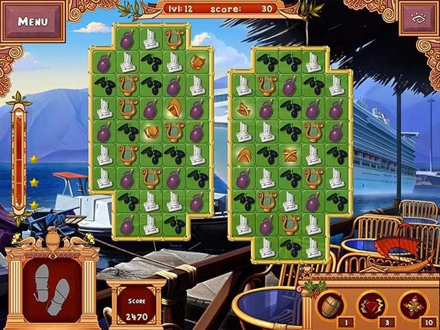 Travel Riddles: Trip to Greece Game screenshot 2