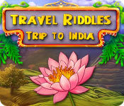 Free Travel Riddles: Trip to India Game
