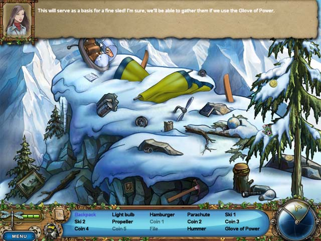 Treasure Hunters Game screenshot 2