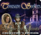 Free Treasure Seekers: Follow the Ghosts Collector's Edition Game