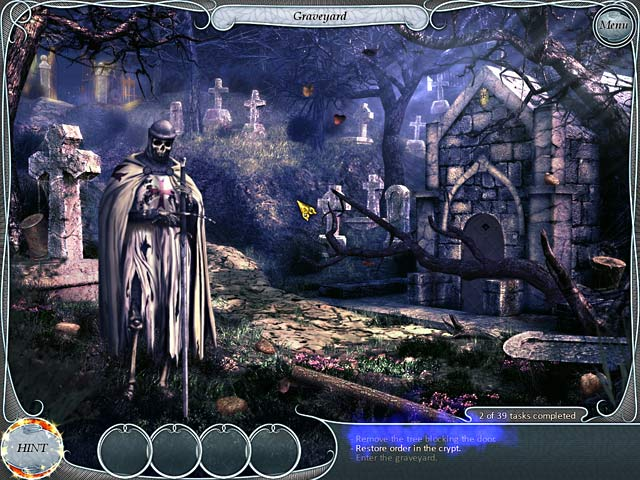 Treasure Seekers: Follow the Ghosts Collector's Edition Game screenshot 2