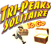 Free Tri-Peaks Solitaire To Go Game