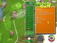 Trivia Golf Game screenshot 1