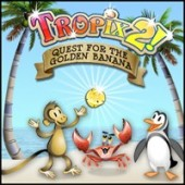 Free Tropix 2: Quest for the Golden Banana Game