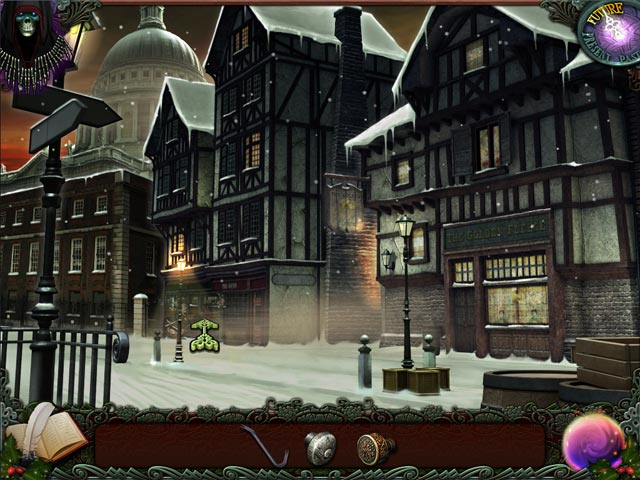 Twisted: A Haunted Carol Game screenshot 1