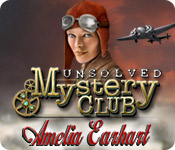 Free Unsolved Mystery Club: Amelia Earhart Game