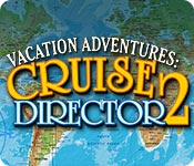 Free Vacation Adventures: Cruise Director 2 Game