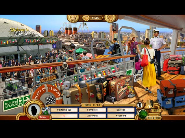 Vacation Adventures: Cruise Director 3 Game screenshot 1