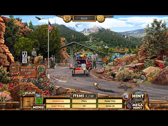 Vacation Adventures: Park Ranger 6 Game screenshot 2
