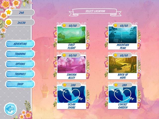 Valentine's Day Griddlers 2 Game screenshot 2