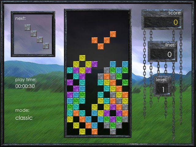 Valhalla Blocks Game screenshot 2