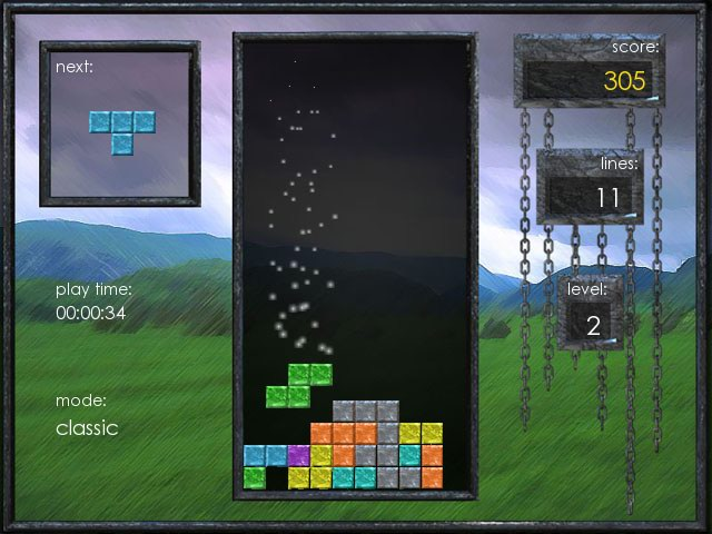 Valhalla Blocks Game screenshot 3