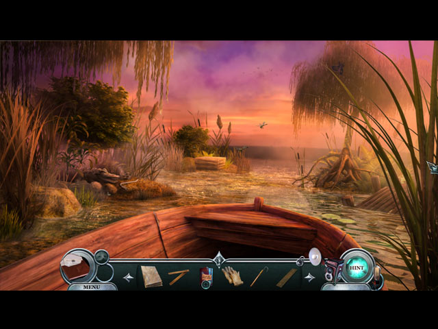 Vampire Legends: The Count of New Orleans Game screenshot 1