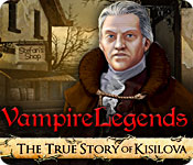 Free Vampire Legends: The True Story of Kisilova Game