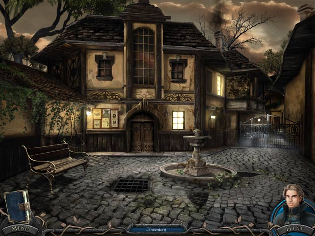 Vampire Legends: The True Story of Kisilova Game screenshot 2