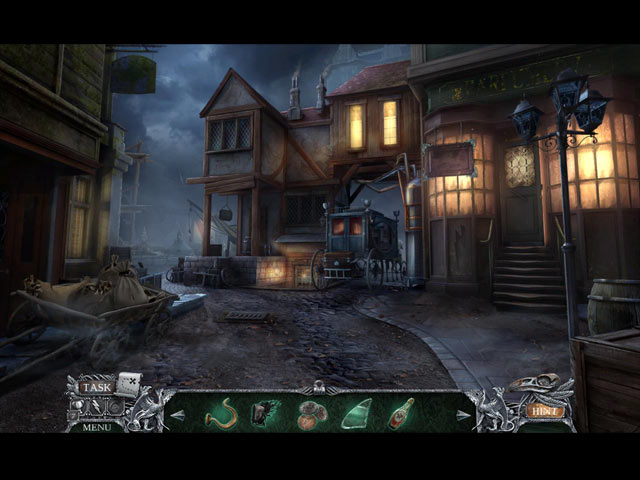 Vermillion Watch: Fleshbound Game screenshot 3