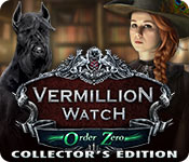 Free Vermillion Watch: Order Zero Collector's Edition Game