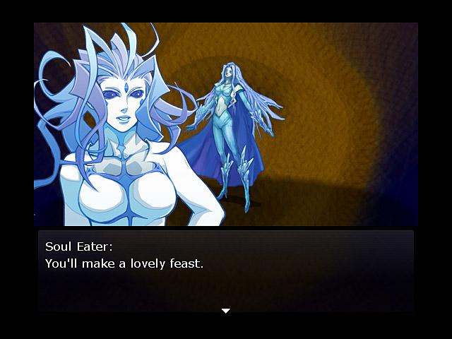 Victim of Xen Game screenshot 1