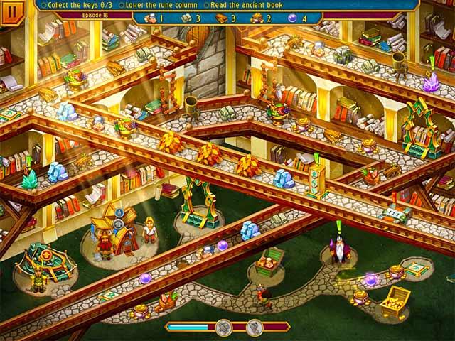 Viking Brothers 4 Game screenshot 3