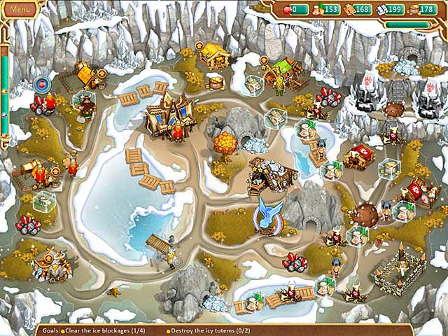 Viking Brothers Game screenshot 3