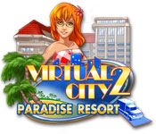Free Virtual City 2: Paradise Resort Game