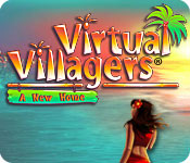 Virtual Villagers: A New Home Online Game