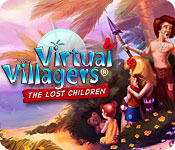 Free Virtual Villagers: The Lost Children Game