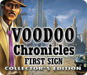 Free Voodoo Chronicles: The First Sign Collector's Edition Game
