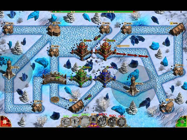 War Chariots: Royal Legion Game screenshot 2