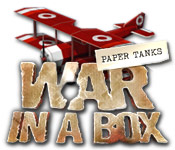 Free War in a Box: Paper Tanks Game