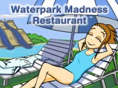 Free Waterpark Madness Restaurant Game