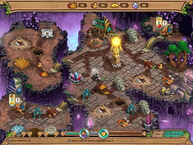 Weather Lord: Following the Princess Collector's Edition Game screenshot 2