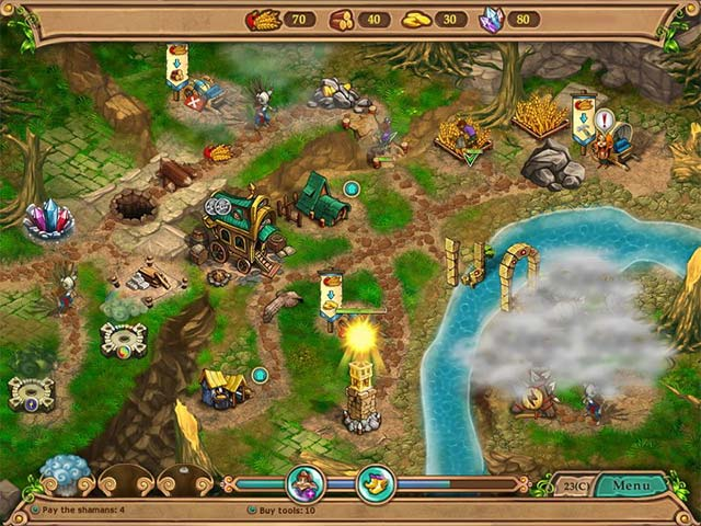 Weather Lord: Following the Princess Game screenshot 1