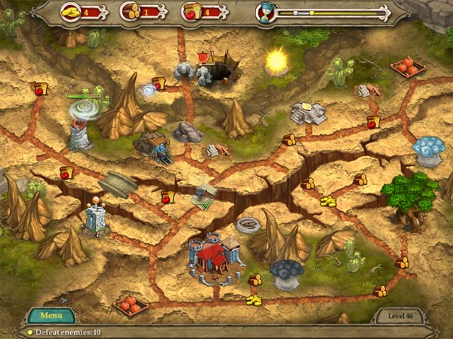 Weather Lord: Hidden Realm Game screenshot 3