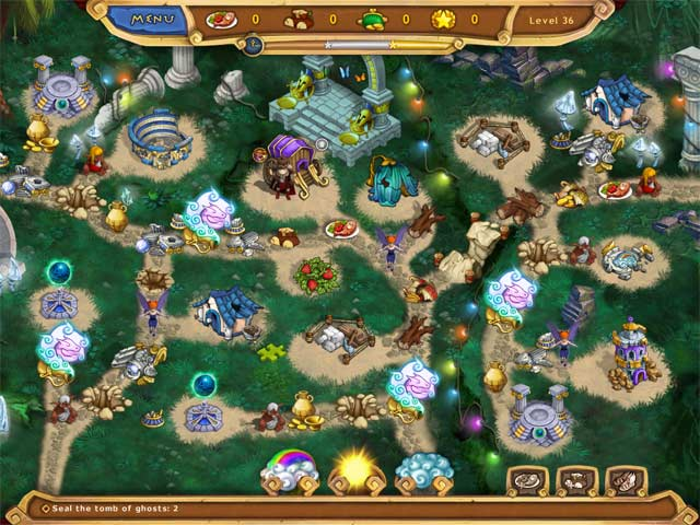 Weather Lord: Legendary Hero! Collector's Edition Game screenshot 3