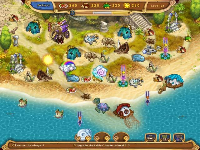 Weather Lord: Legendary Hero! Game screenshot 1