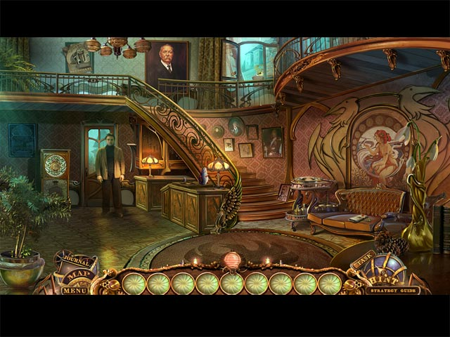 Web of Deceit: Deadly Sands Collector's Edition Game screenshot 1