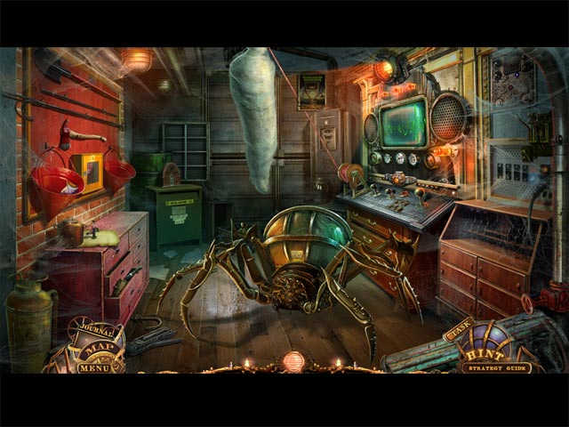 Web of Deceit: Deadly Sands Collector's Edition Game screenshot 2