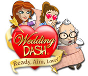 Free Wedding Dash: Ready, Aim, Love! Game