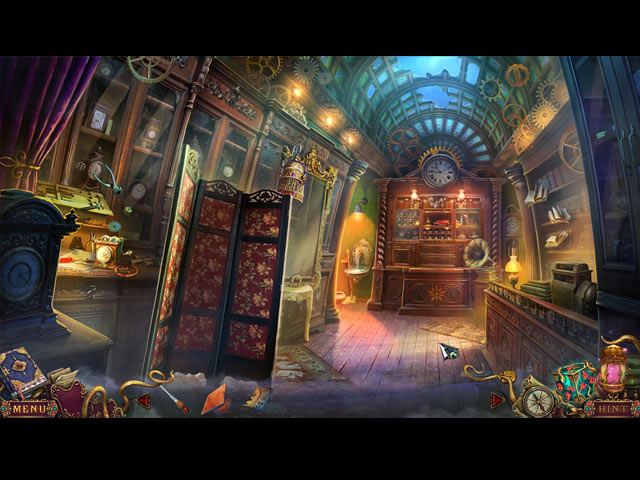 Whispered Secrets: Forgotten Sins Game screenshot 1