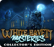 Free White Haven Mysteries Collector's Edition Game