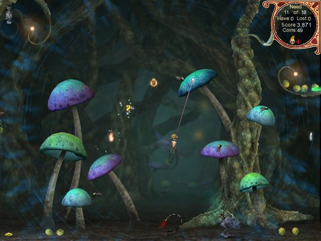 Wik and The Fable of Souls Game screenshot 3