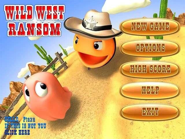 Wild West Ransom Game screenshot 1