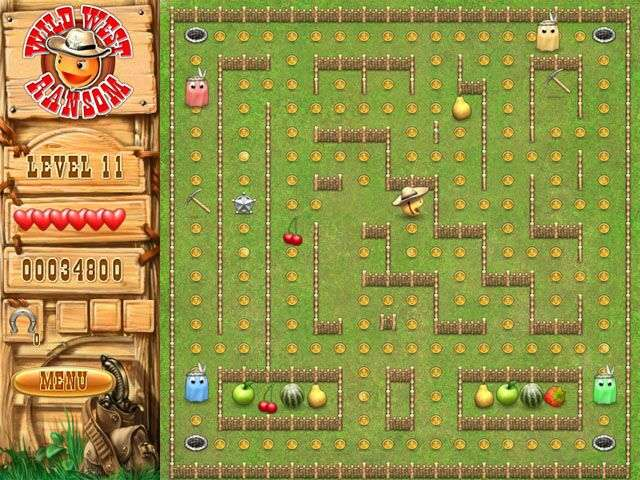 Wild West Ransom Game screenshot 3