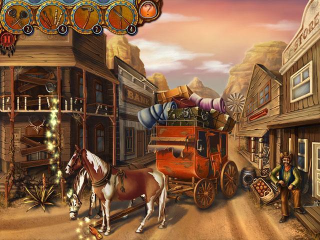 Wild West Story: The Beginnings Game screenshot 1