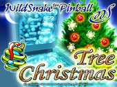 Free WildSnake Pinball: Christmas Tree Game