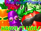 Free WildSnake Puzzle: Harvest Lines Game
