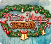 Free Winter Magic Factory Game